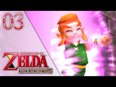 Zelda A Link Between Worlds : Le palais de l'Est | Ep.03 - Let's Play FR