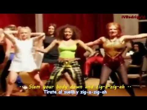 Spice Girls - Wannabe [Lyrics y Subtitulos en Español]