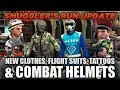 New Clothes, Flight Suits, Combat Helmets and Tattoos (GTA Online Smuggler's Run Update)