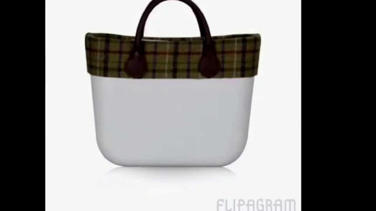 personnalisé invaincu x qualité et quantité assurées Borse O bag nuova collezione autunno inverno 2015/16