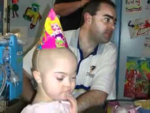 Laura's Journey with Childhood Acute Lymphoblastic Leukaemia