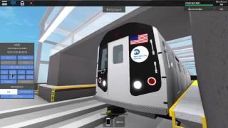 Roblox MTA Rare: R160A C Exp Train