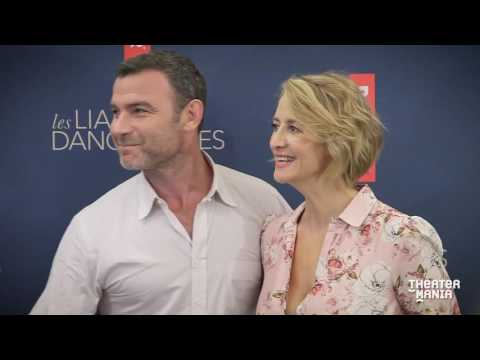 Get Intimate With Liev Schreiber and Broadway's Les Liaisons Dangereuses