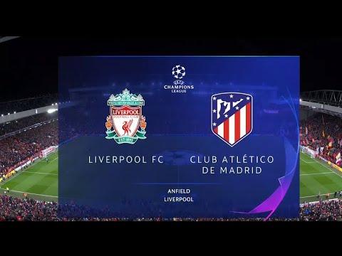 Uefa Champions League | Liverpool V Atletico Madrid | Highlights (2020)