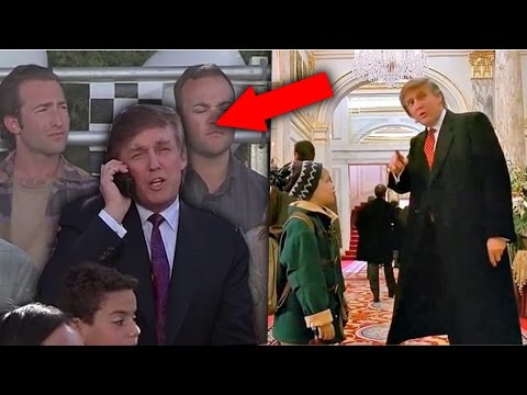 TOP 5 DONALD TRUMP APPEARANCES IN MOVIES/SHOWS ( The President )