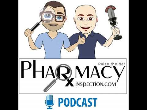 Pharmacy Inspection Podcast Episode 16 - Bryan and Seth talk PPE
