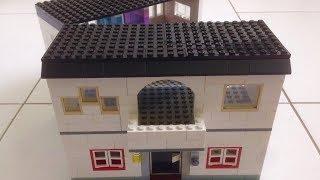 Como Construir uma Casa Dobrável de Lego 2