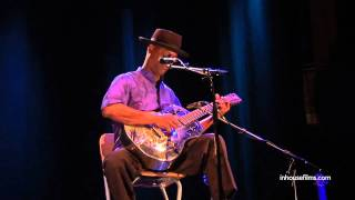 Watch Eric Bibb Bookers Guitar video