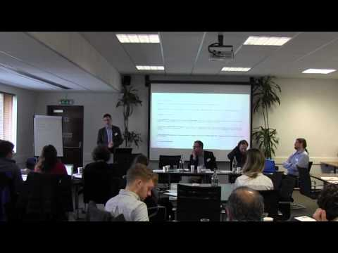 Panel 2 - Shifting Work and Employment