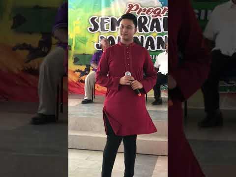Mahligai Permata cover by Rudey @ Siti Shower
