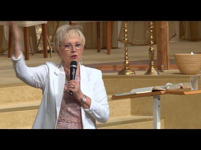 13 Maj 2018 Söndagsmöte med Linda Bergling