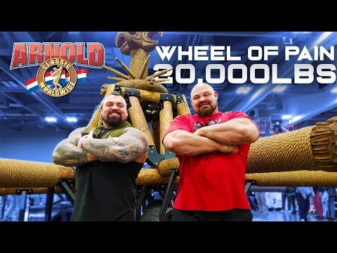PUSHING THE WHEEL OF PAIN WITH EDDIE HALL | CRYOTHERAPY
