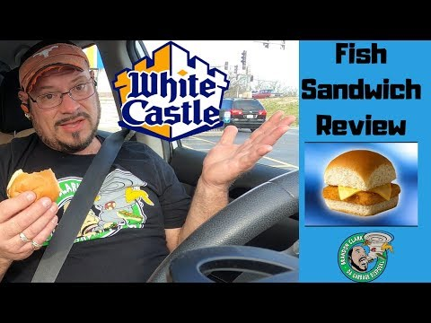 White Castle Fish Sandwich Review |  Cape Girardeau