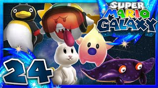 Super Mario Galaxy - Part 24 - The Last 5 Galaxies! (1080p 60FPS)