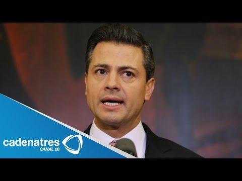 Enrique Peña Nieto encabeza celebración del centenario de los Tratados de Teoloyucan