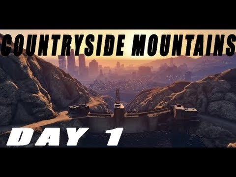 GTA IV: LCPDFR 0.95 RC2 Multiplayer Day 10- Countryside Mountains V!