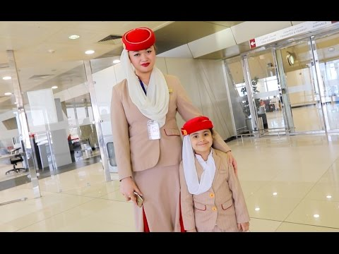 Thumbnail: THE YOUNGEST FLIGHT ATTENDANT