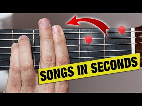 The EASY & FAST Way to Learn ANY Song! (POWER CHORDING)