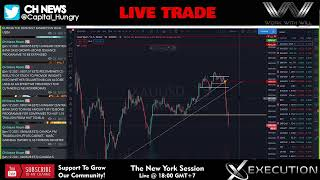 Live Trading Forex  | WWW NY  SESSION 12/01/2021