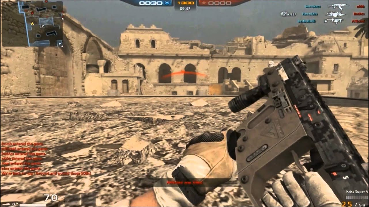 best free fps games for mac 2013