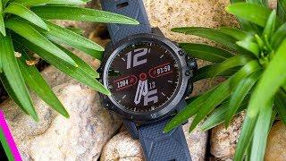 COROS VERTIX GPS Adventure Watch // First Impressions