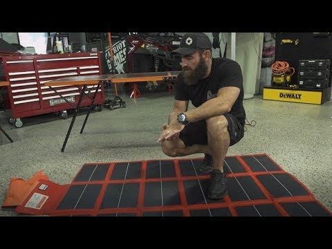 Best solar blankets for camping – Loading Up with Patriot Campers