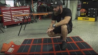Best solar blankets for camping - Loading Up with Patriot Campers