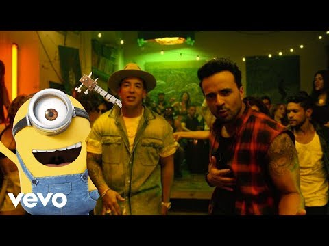 Luis Fonsi, Daddy Yankee - Despacito (Remix) ft. Justin Bieber - Minions Version
