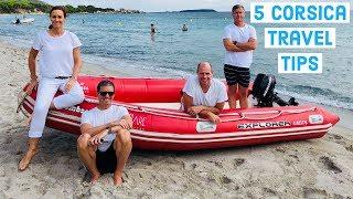 5 Corsica Travel Tips