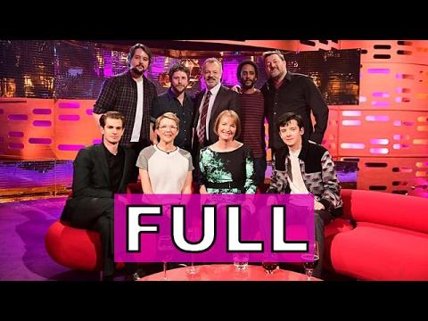 The Graham Norton Show FULL S20E17 Annette Bening, Andrew Garfield, et al.