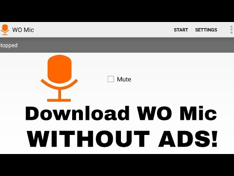 How To Download WO Mic | WO Mic Pro Version | Download WO Mic v3 5 Without  Ads