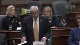 Fedeli Speaks in Favour of New Franco-Ontarian Anthem