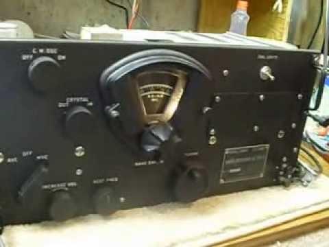 BC-348 restoration, WW2 Receiver , BC-348Q