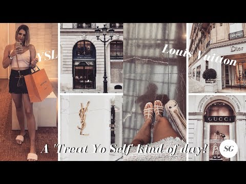 Luxury shopping spree & unboxing haul |  Sarah Geary
