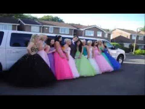 C E King High School Prom SUV Limos and Limousines