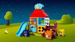 LEGO DUPLO - 10616 Мій перший будиночок(Подаруйте можливість вашій дитині навчатися та грати разом з LEGO® DUPLO® Мій перший ігровий будиночок! Поєдную..., 2015-07-03T10:52:13.000Z)