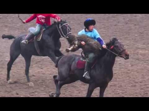 Central Asian Horse Games - Buzkashi/Kokpar