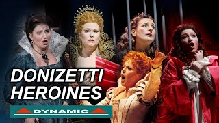 This dvd box-set is entitled donizetti heroines because many of the composer's operas are named after their female protagonists. even in few cases where ...