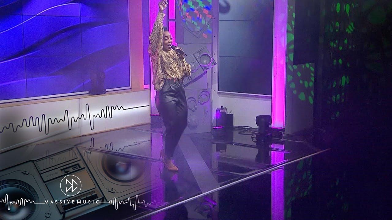 Download Nomcebo Performs 'Bayabuza' — Massive Music | Channel O