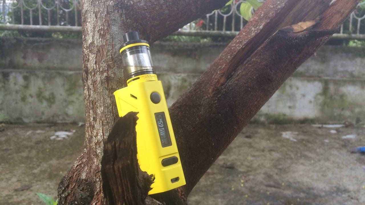 Smoant Battlestar Rta Kit Review Coiling Wicking Nano Battle Star Rda Indonesia
