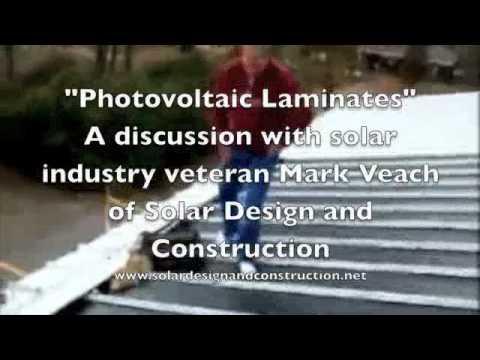Whirlwind Solar Laminates