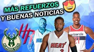 LA ÚLTIMA HORA DE LA NBA, GRAN PÍVOT Y CURIOSIDADES