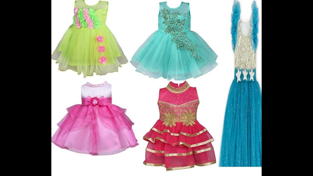 Girls Frock Prom Dresses Collections || Kids fancy dress || Modern ...
