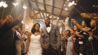 Jamaal + Patrice Wedding | Charlotte, NC