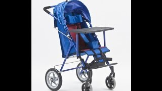 видео Кресло-коляска для детей-инвалидов Olvia 20
