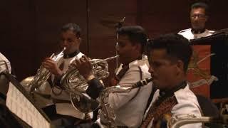 Military Band Music - Sri Lanka Army Band - Anjula De Soysa
