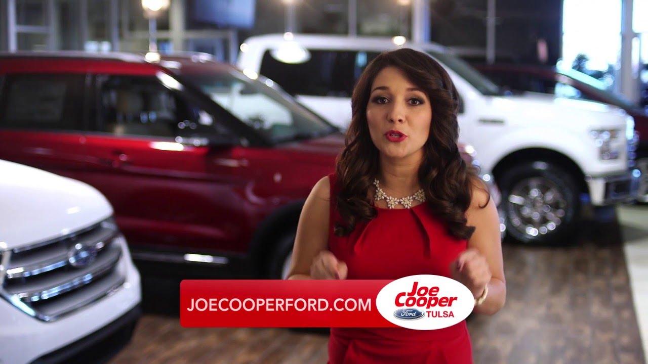 Joe Cooper Ford >> New Ford F 150 273 Mo New Ford Escape 199 Mo Joe Cooper Ford Of Tulsa 74145