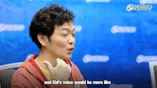 [Anirevo 2013] Kappei Yamaguchi Special Interview