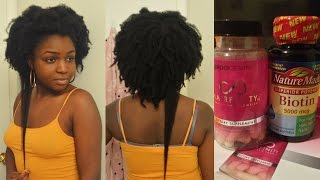 THE TRUTH ABOUT BIOTIN/ HAIR SUPPLEMENTS FOR HAIR GROWTH