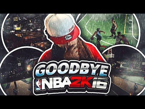 NBA 2K16 SERVERS SHUTTING OFF... GOODBYE
